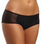 Glistenette Microfiber Boyshort Panty Image