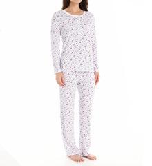 Carole Hochman 180881 Rose Pajama Set