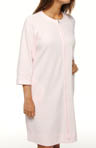 Carole Hochman Lacey Floral Zip Robe 181560