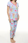Carole Hochman Sea Life Capri PJ 181563
