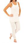 Liberty Floral Capri Pajama Set