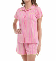 Carole Hochman Paradise Short Pajama Set 181754