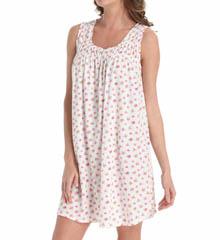 Carole Hochman Floral Short Gown 182751