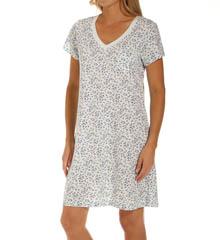 Carole Hochman 182808 Flowering Nights Sleepshirt