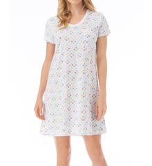 Carole Hochman 182932 Fresh Florals Sleepshirt