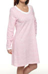 Carole Hochman Rose Cottage Soft Jersey Sleepshirt 183450