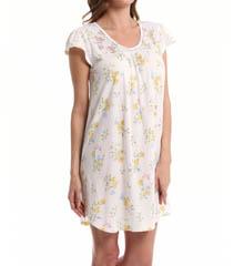 Carole Hochman Garden Reverie Short Gown 183721