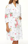 Catalina Roses Short Robe