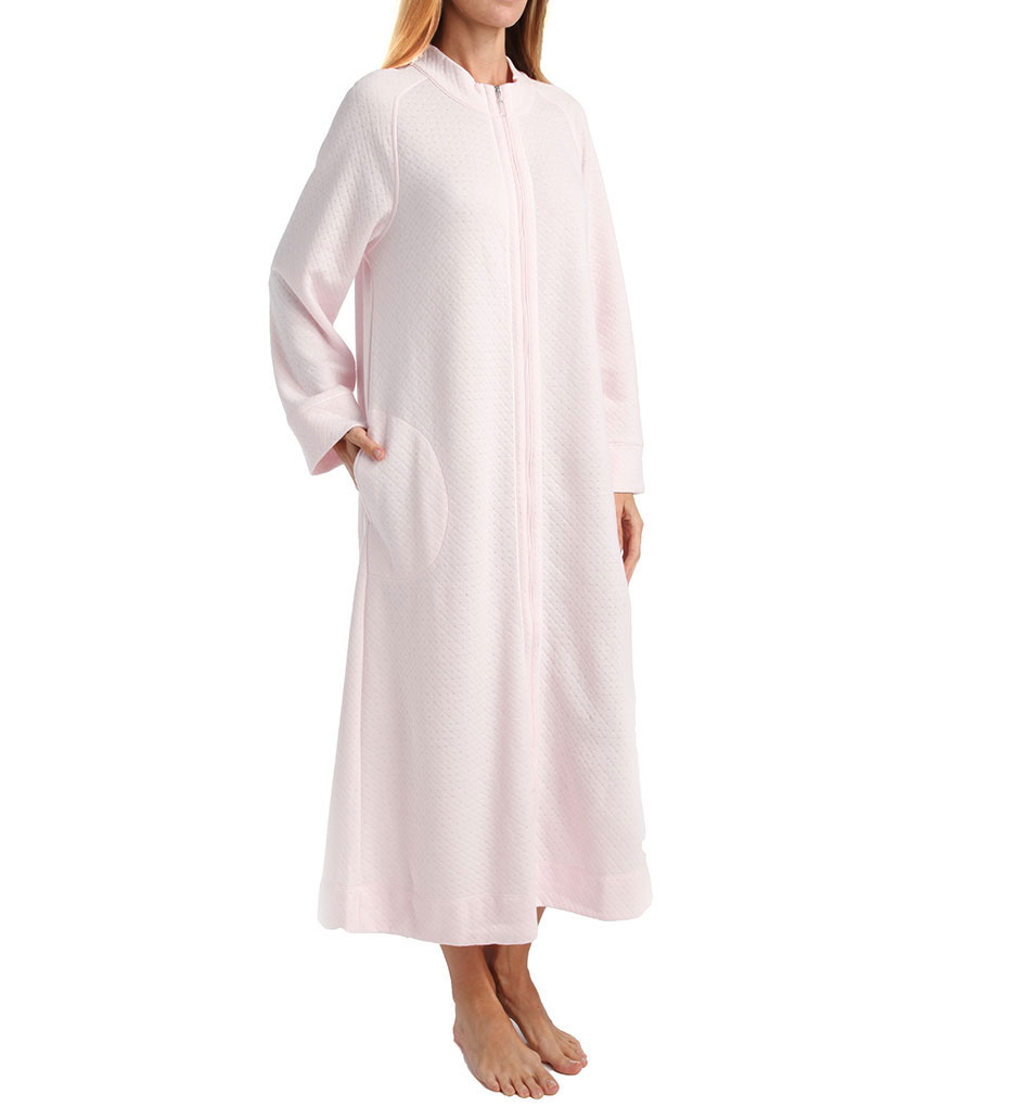 carole hochman jacquard zip robe 1851054 carole hochman With robe carole