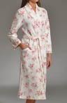 Veiled Rose Bouquet Robe