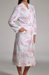 Bourbon Rose Blossoms Long Robe