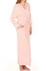 Gardenside Heather Stripe Long Robe