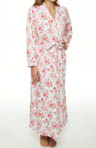 Carole Hochman Rose Cottage Long Robe 185450