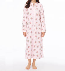 Carole Hochman Zip Robe Long Robe 185654