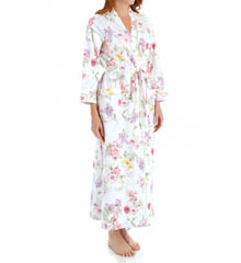 Carole Hochman Morning Glory Long Robe 185803
