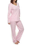 Carole Hochman Rose Cottage Soft Jersey PJ 186450