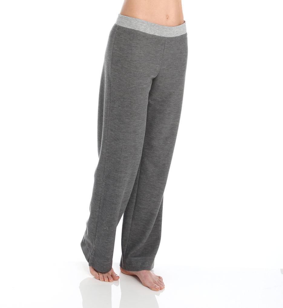Carole Hochman 1871013 Lounge Double Faced Jersey Long Pant