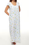 Carole Hochman Escape to Provence Soft Jersey Long Gown 187461A