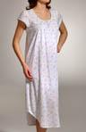 Floral Mist Long Gown