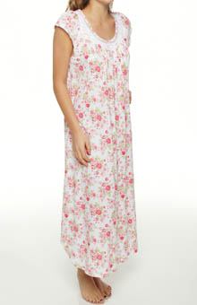 Rose Cottage Soft Jersey Long Gown
