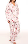Carole Hochman New Year's Resolution Pajama 189412