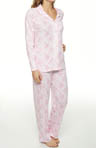 Carole Hochman Conversational Soft Jersey PJ 189452