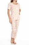 Bloomsfield Garden Capri Pajama