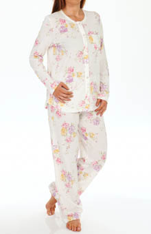 Carole Hochman 189620 Blown Away PJ Set