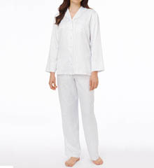 Carole Hochman 189655 Brush Back Satin Pajama