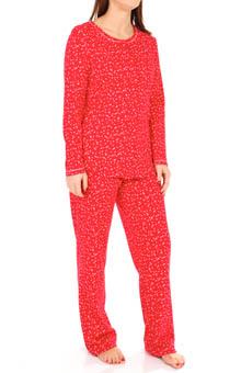 Carole Hochman Ditsy Bouquets Pajamas 189665