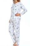 Garden Daisies Pajama Image