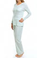 Clustered Daisies Pajama Image