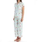 Paradise Capri Pajama Set Image