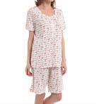 Medley Bermuda Pajama Set Image