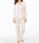 Morning Glory 3 Piece Pajama Set Image