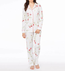 Carole Hochman Carnation Long Pajama Set 189881