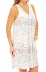 Carole Hochman Midnight Just A Kiss Apart Chemise 131604