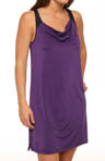 Carole Hochman Midnight Forbidden Garden Chemise 132424