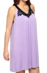 Carole Hochman Midnight Evening Garden Chemise 132452