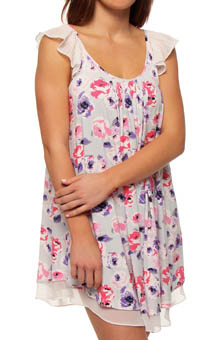 Carole Hochman Midnight 132471 Kiss By A Rose Chemise