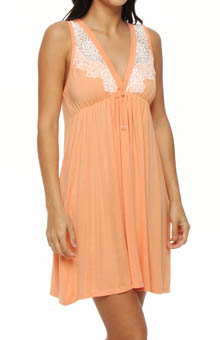 Carole Hochman Midnight Just a Kiss Apart Chemise
