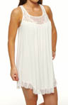 Carole Hochman Midnight Heart of Mine Chemise Back Detail 132562
