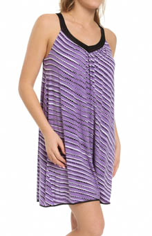 Carole Hochman Midnight Evening Shadows Chemise 132701