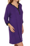Carole Hochman Midnight Timeless Love Sleepshirt 133421