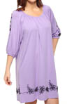 Carole Hochman Midnight Love Me Tonight Sleepshirt 133454