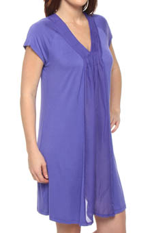Carole Hochman Midnight Sheer Bliss Sleepshirt