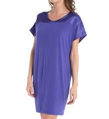 Carole Hochman Midnight Dove Opulence Sleepshirt 133760