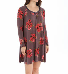 Carole Hochman Midnight Romantic Sleepshirt 133854