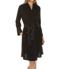 Carole Hochman Midnight Sweet Memories Short Robe 134751