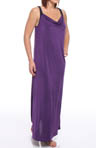 Carole Hochman Midnight Forbidden Garden Long Gown 138424